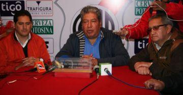 Nacional Potosí plantea repartir premios del Clausura