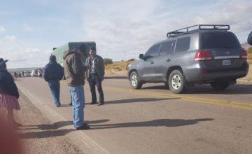 Asambleístas que debían sesionar en Tupiza fueron bloqueados