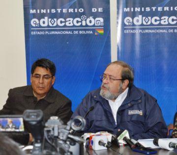Las actividades escolares en el distrito de Potosí culminarían el 23 de diciembre
