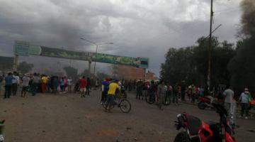 Enfrentamientos en Quillacollo dejan una persona con muerte cerebral