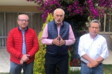 """Mesa dice que García Linera """"miente sistemáticamente"""""""