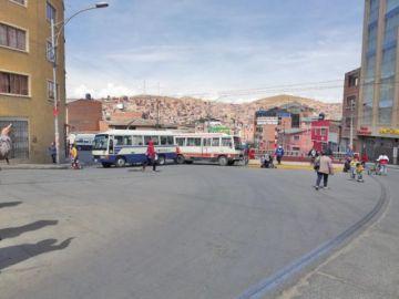 Transportistas urbanos se suman a las movilizaciones