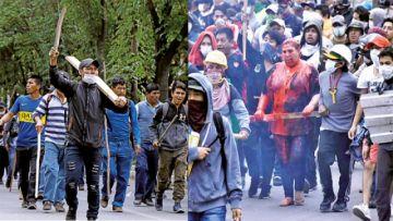 Enfrentamiento deja un fallecido y más de 60 heridos en Cochabamba