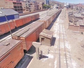 Movilización paraliza actividad minera en la capital potosina
