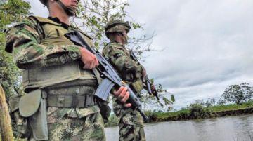 Masacre de ocho menores en bombardeo estremece a Colombia