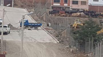 Confirman suspensión de trabajos en el proyecto del nuevo aeropuerto