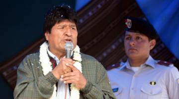 Evo dice a Bolivia y al mundo que no renunciará y convoca a sus afines a defender su Gobierno