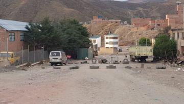 Se paraliza la construcción del aeropuerto internacional Potosí