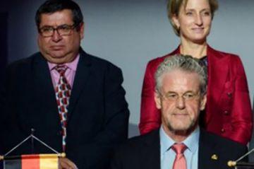 Alemania se extraña por cancelación unilateral de la firma mixta del litio