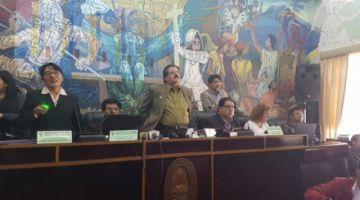 Comisión de la UMSA confirma que el cómputo del TSE fue alterado