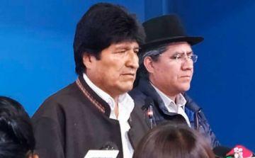 Presidente Evo Morales convoca a diálogo a partidos