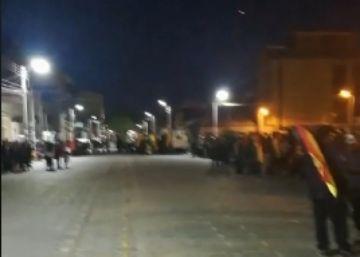 Caravana del sur llega a Uyuni