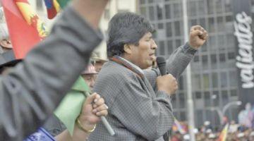 """Morales: """"quiero decirle al mundo, no voy a renunciar"""""""