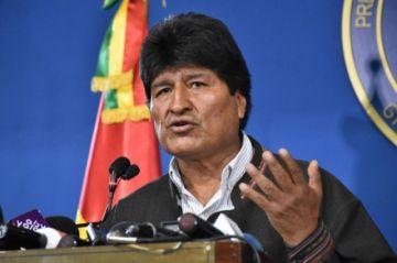 Los partidos rechazan el diálogo propuesto por Evo, excepto Chi
