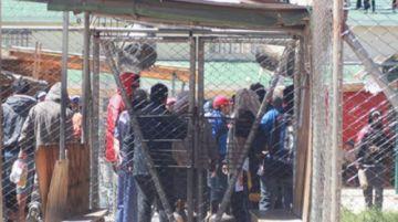 Policía frustró el plan de posible fuga de internos en Cantumarca