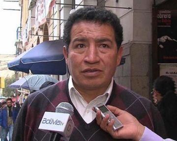 Renuncia Victor Borda, presidente de la Cámara de Diputados