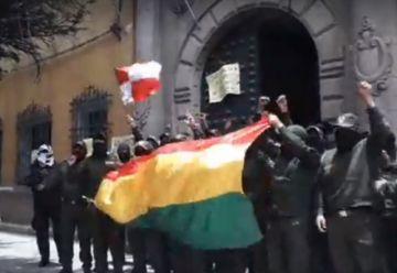 Policías en Potosí se declaran en estado de emergencia