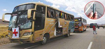 Emboscada en Vila Vila provoca la caravana más grande a La Paz