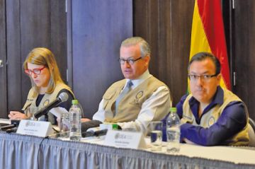 OEA y UE llaman a buscar soluciones