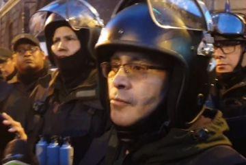 Policía pide el apoyo de las Fuerzas Armadas