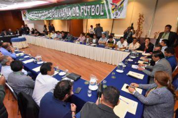 La FBF decide suspender el consejo superior del fútbol