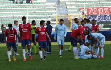 El fútbol boliviano ingresa a otra semana de incertidumbre