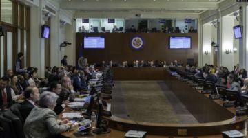 Consejo permanente de la OEA tratará crisis de Bolivia