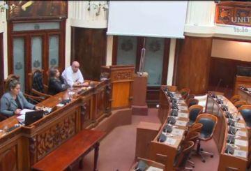 Cámara de Diputados no sesiona por falta de quórum