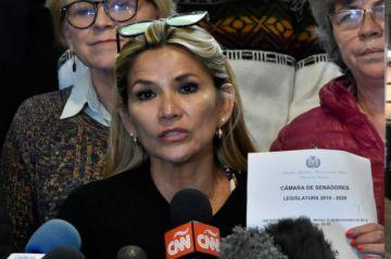 Sesión de la Asamblea Legislativa tratará hoy la renuncia de Morales