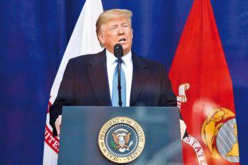 Juez desestima una demanda de Trump