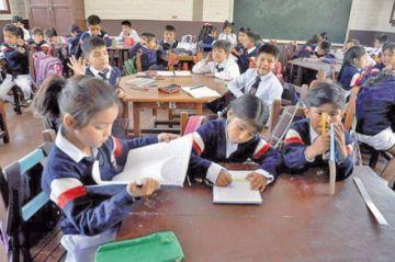 El cierre de la gestión escolar se mantiene para el 10 de diciembre