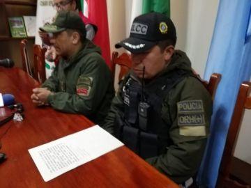 Tránsito reporta un punto de bloqueo en Betanzos
