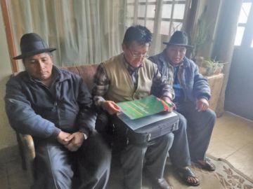 Hay emergencia en Porco por las amenazas de saqueos