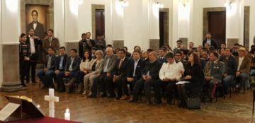 Presidenta Áñez posesiona a su gabinete ministerial