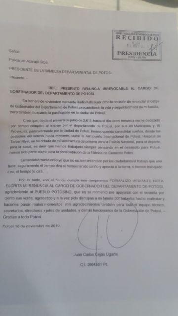 López advierte urgente necesidad de sesión de la Asamblea Departamental