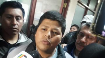 Tras más de un año de prisión sin pruebas, juez ordena la liberación de Franclin Gutiérrez