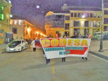 Codesa determina normalizar atención médica desde esta hoy en Potosí