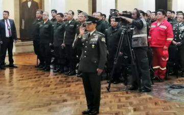 """Nuevo Comandante de la Policía: """"Si hemos ofendido a El Alto, discúlpennos"""""""