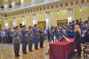 Designan a los miembros del Alto Mando de las Fuerzas Armadas