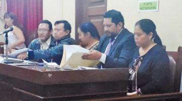 Cochabamba: envían a la cárcel a dos vocales del Tribunal Electoral