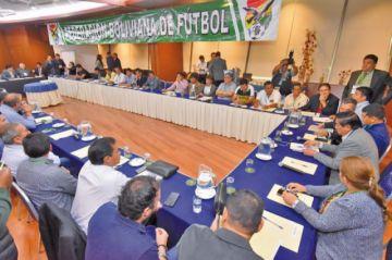 La reunión para definir el reinicio del Clausura se posterga para el sábado
