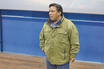 Williams Cervantes formaliza su renuncia al cargo de alcalde