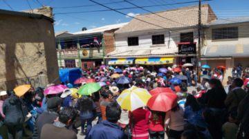 Maestros rurales vuelven a clases en Potosí desde el lunes