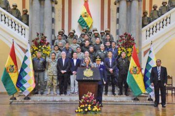 """Gobierno denuncia la presencia de """"grupos subversivos armados"""""""