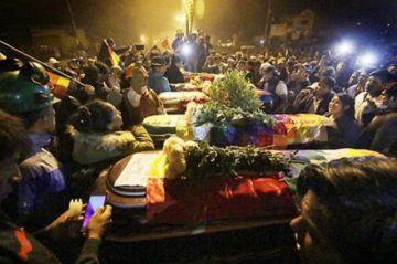 Enfrentamientos dejan ocho muertos en Sacaba