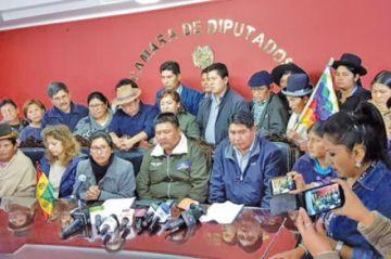 Legislativo llama a sesión para tratar convocatoria a nuevas elecciones