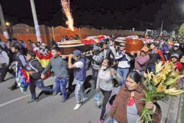 Sube a nueve la cifra de muertos en enfrentamientos de Sacaba