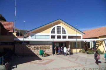 El Hospital Bracamonte atiende especialidades con normalidad