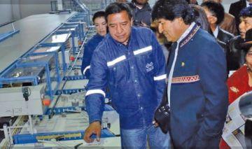 Editorial del Estado fue usada para la campaña electoral del MAS
