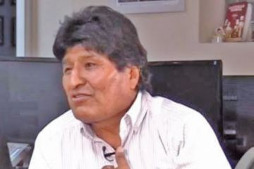 Expresidente Morales pide a sus bases que cesen enfrentamientos